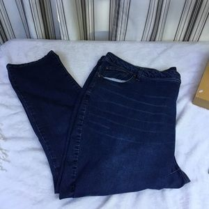 ⭐️ Woman Within Jeans 28W tall